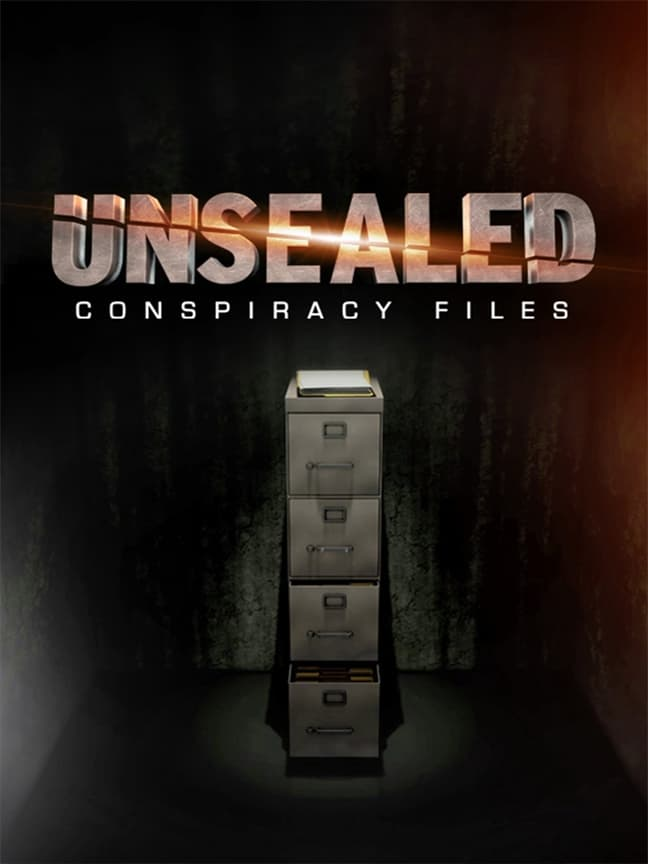 Unsealed: Conspiracy Files on FREECABLE TV