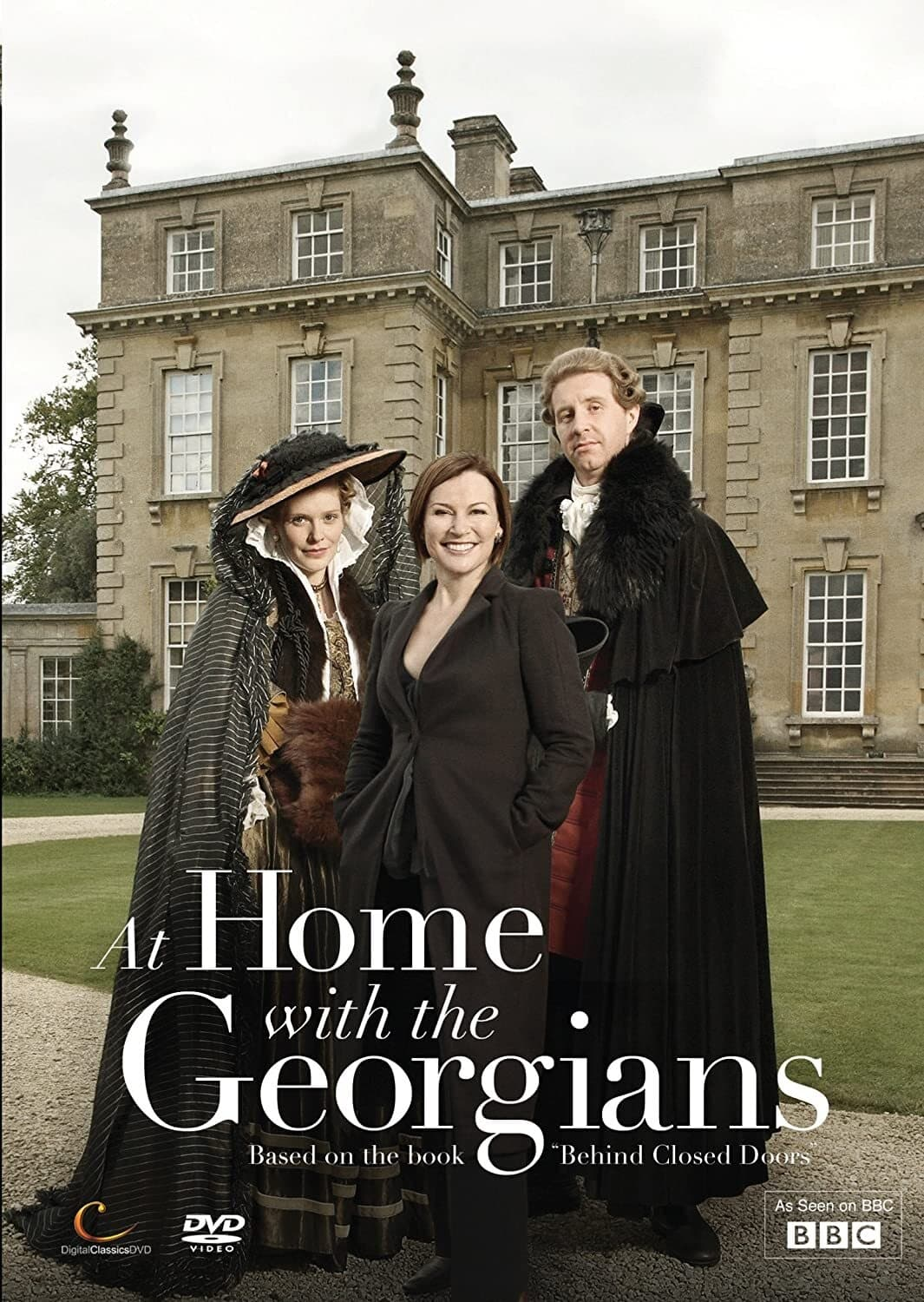 At Home with the Georgians TV Shows About 18th Century