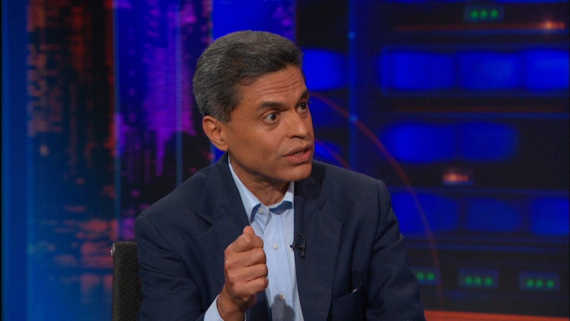 The Daily Show with Trevor Noah Season 19 :Episode 134  Fareed Zakaria