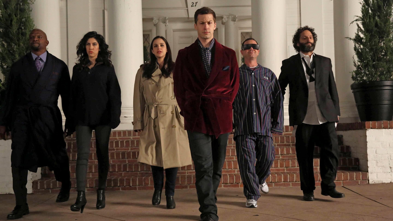 Brooklyn Nine-Nine Season 3 :Episode 18  Cheddar