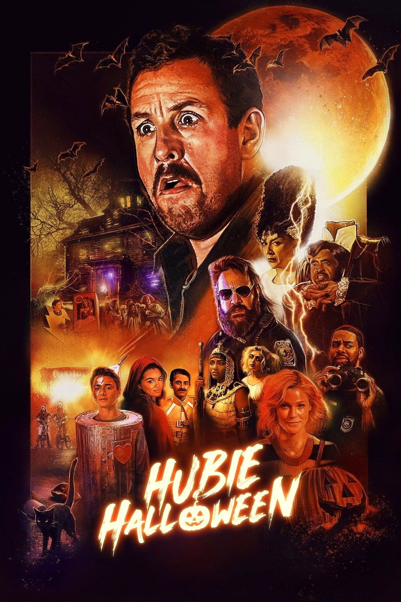 Regarder Hubie Halloween (2020) Streaming HD VOSTFR