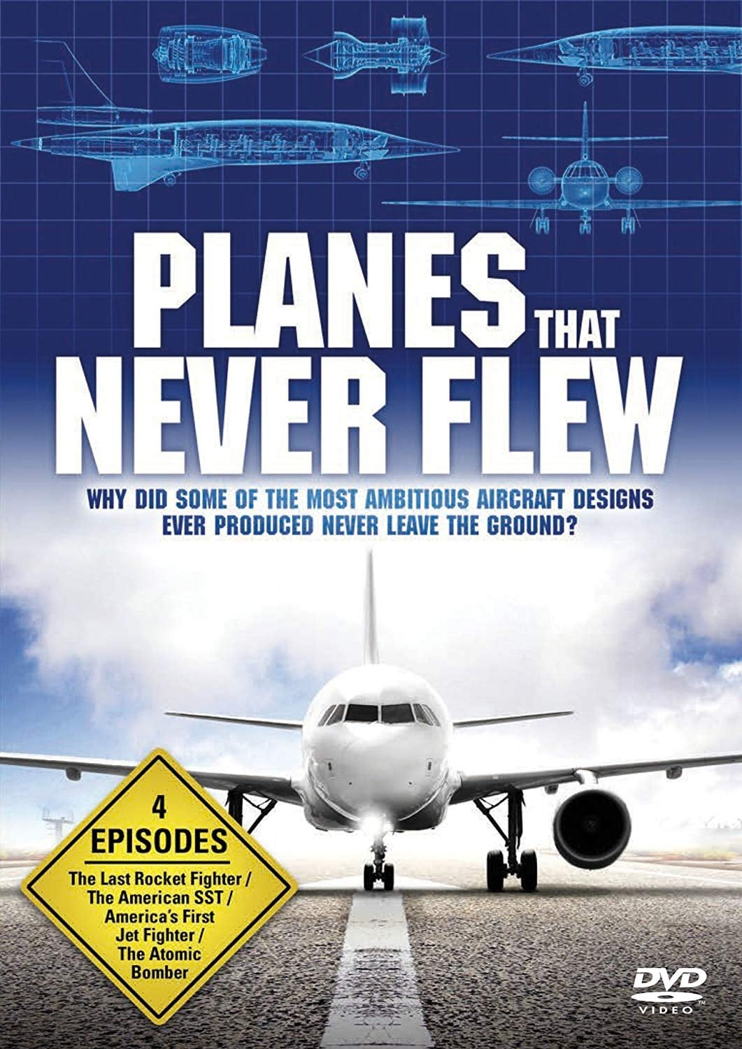Planes That Never Flew on FREECABLE TV