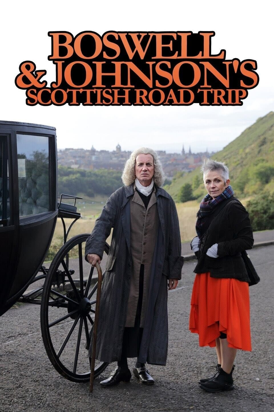 Boswell & Johnson's Scottish Road Trip TV Shows About Rat