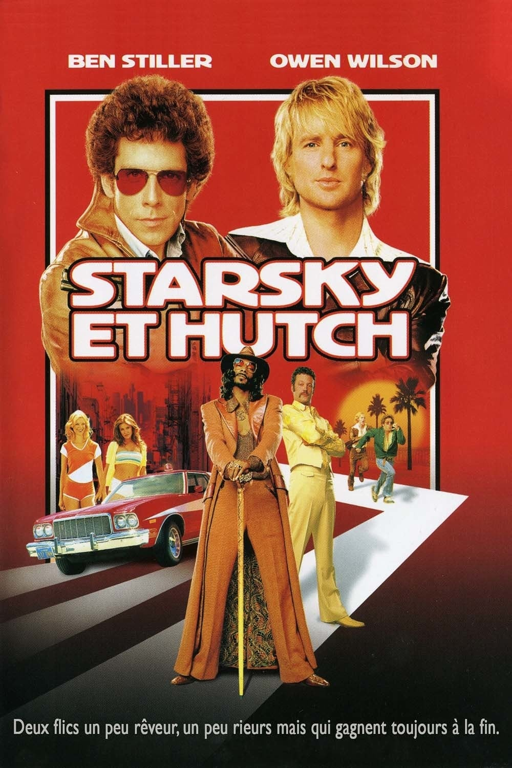 Starsky et Hutch streaming sur zone telechargement