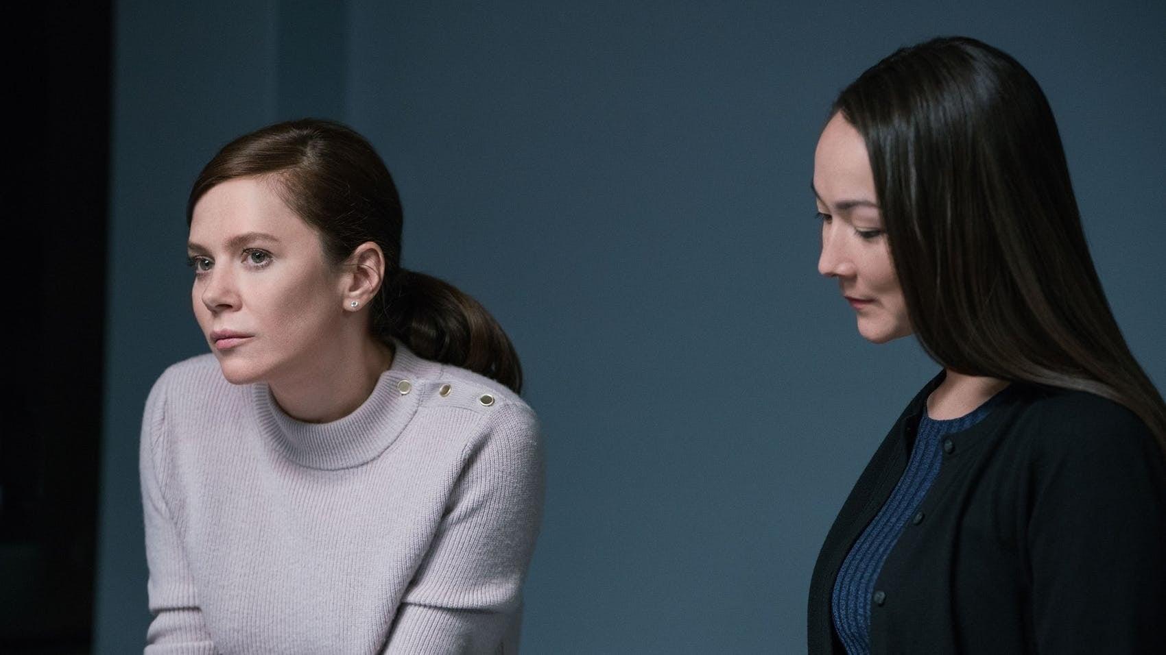 The Girlfriend Experience Season 2 :Episode 11  Erica & Anna: Citizens First