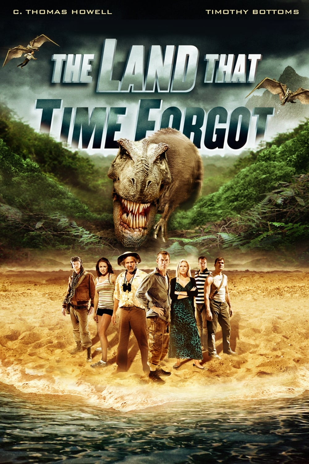 The Land That Time Forgot on FREECABLE TV