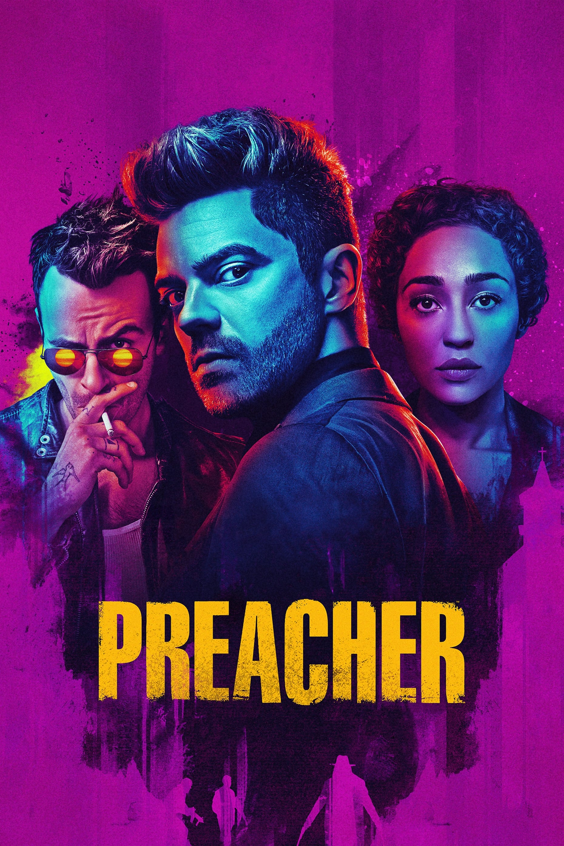 Preacher 2ª Temporada Dual Audio