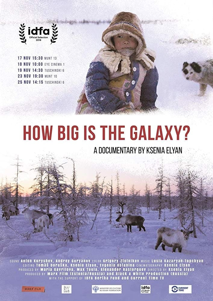 How Big Is the Galaxy? (2018)