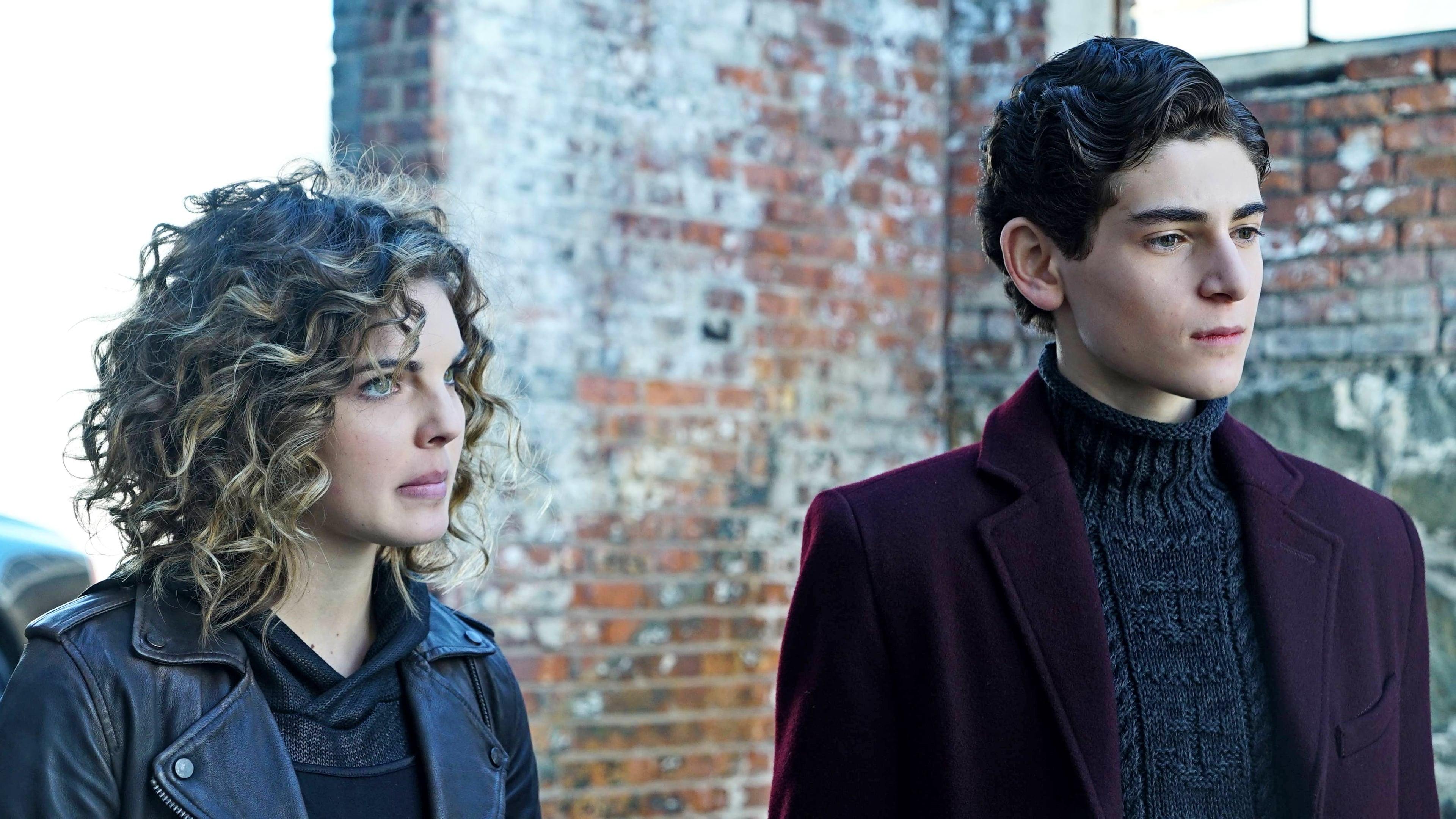Ver bomba de tiempo temporada 3 capitulo 10 online gratis Gotham temporada 3 espanol