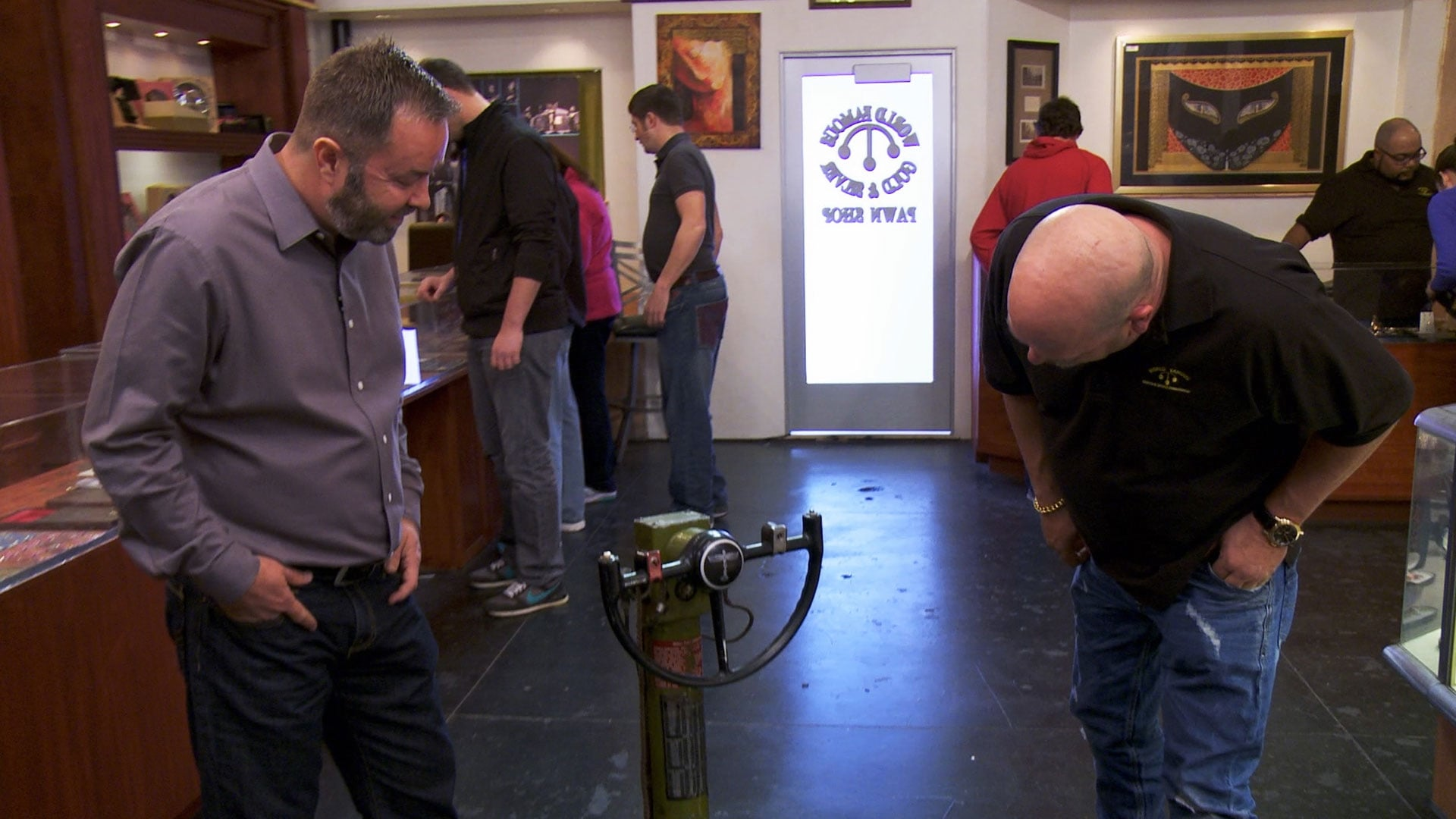 Pawn Stars Season 14 :Episode 21  Pawned at the Stake