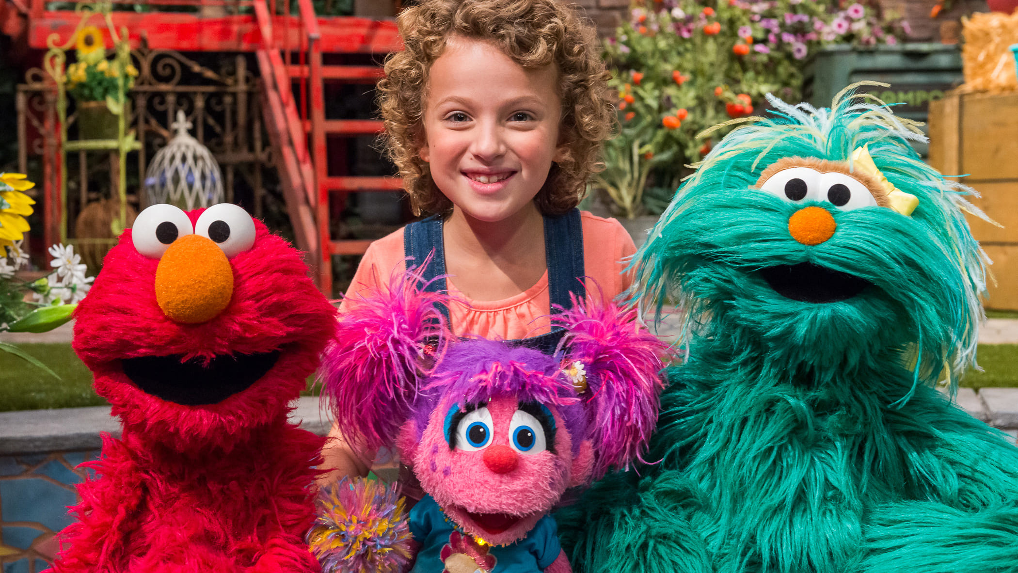 Sesame Street Season 50 :Episode 13  A New Friend on Sesame Street