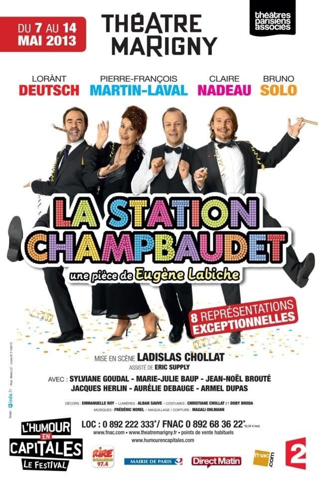 Ver La station Champbaudet Online HD Español ()