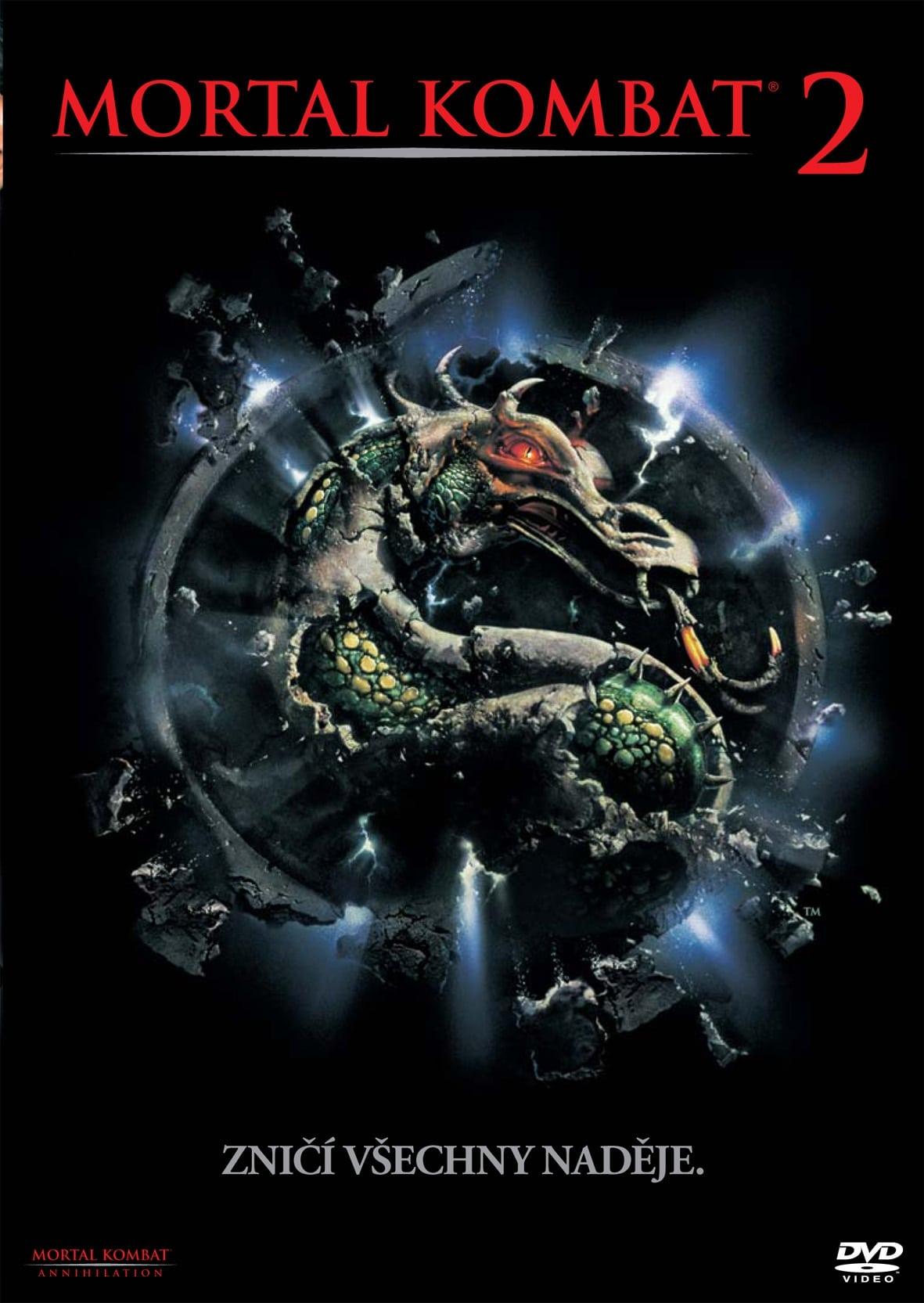 Mortal Kombat 2 - Vyhlazení