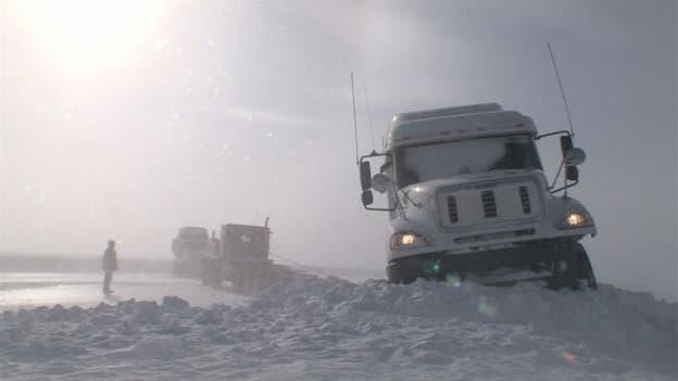 Ice Road Truckers Season 1 :Episode 2  Destination Diamond Mine