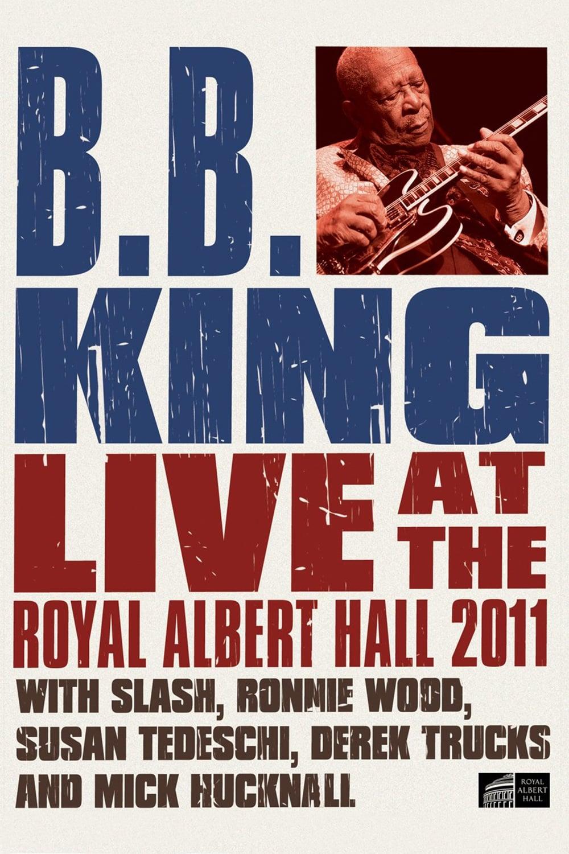 B.B. King: Live at the Royal Albert Hall on FREECABLE TV
