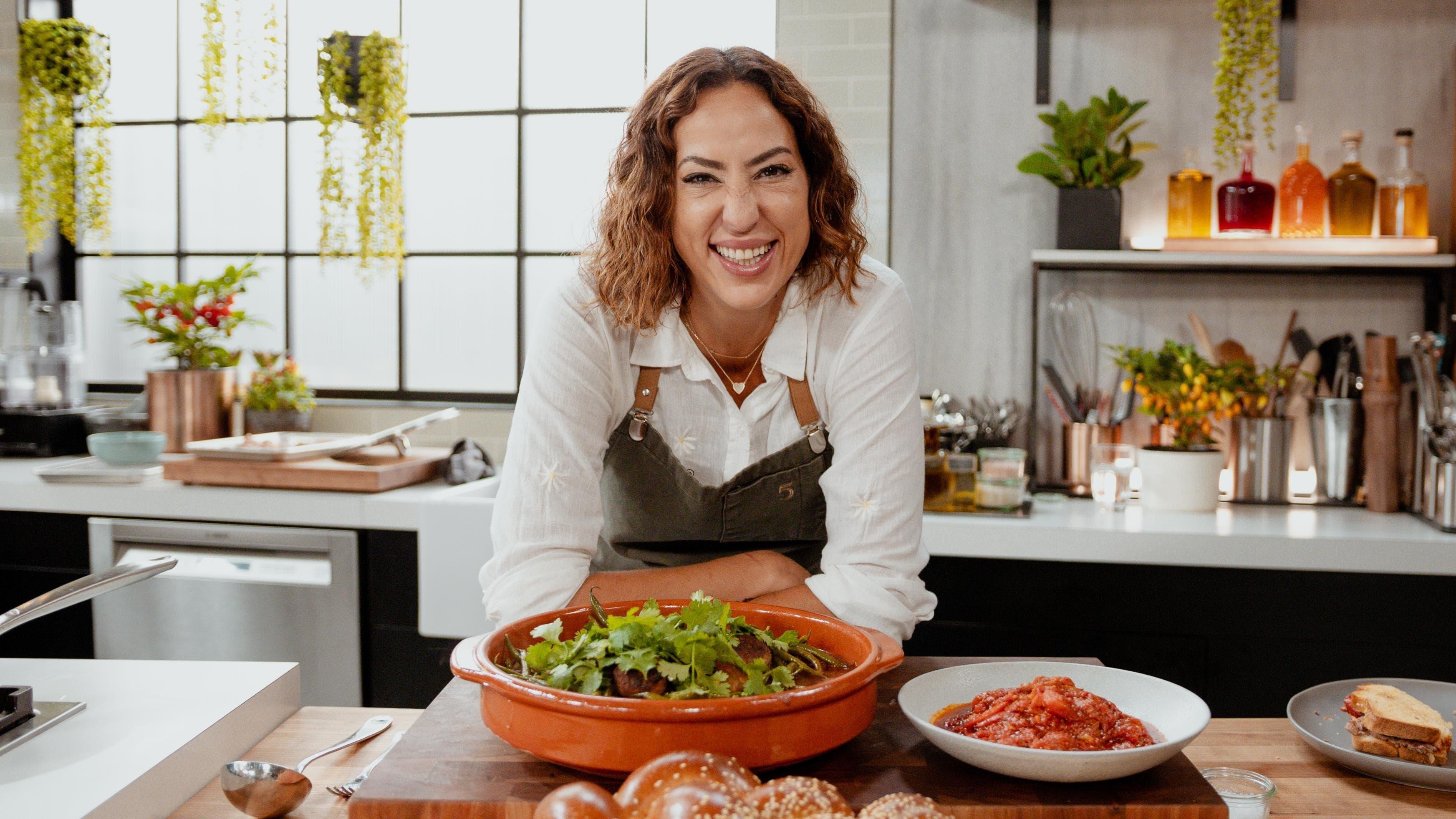 5 chefs dans ma cuisine Season 2 :Episode 16  Episode 16