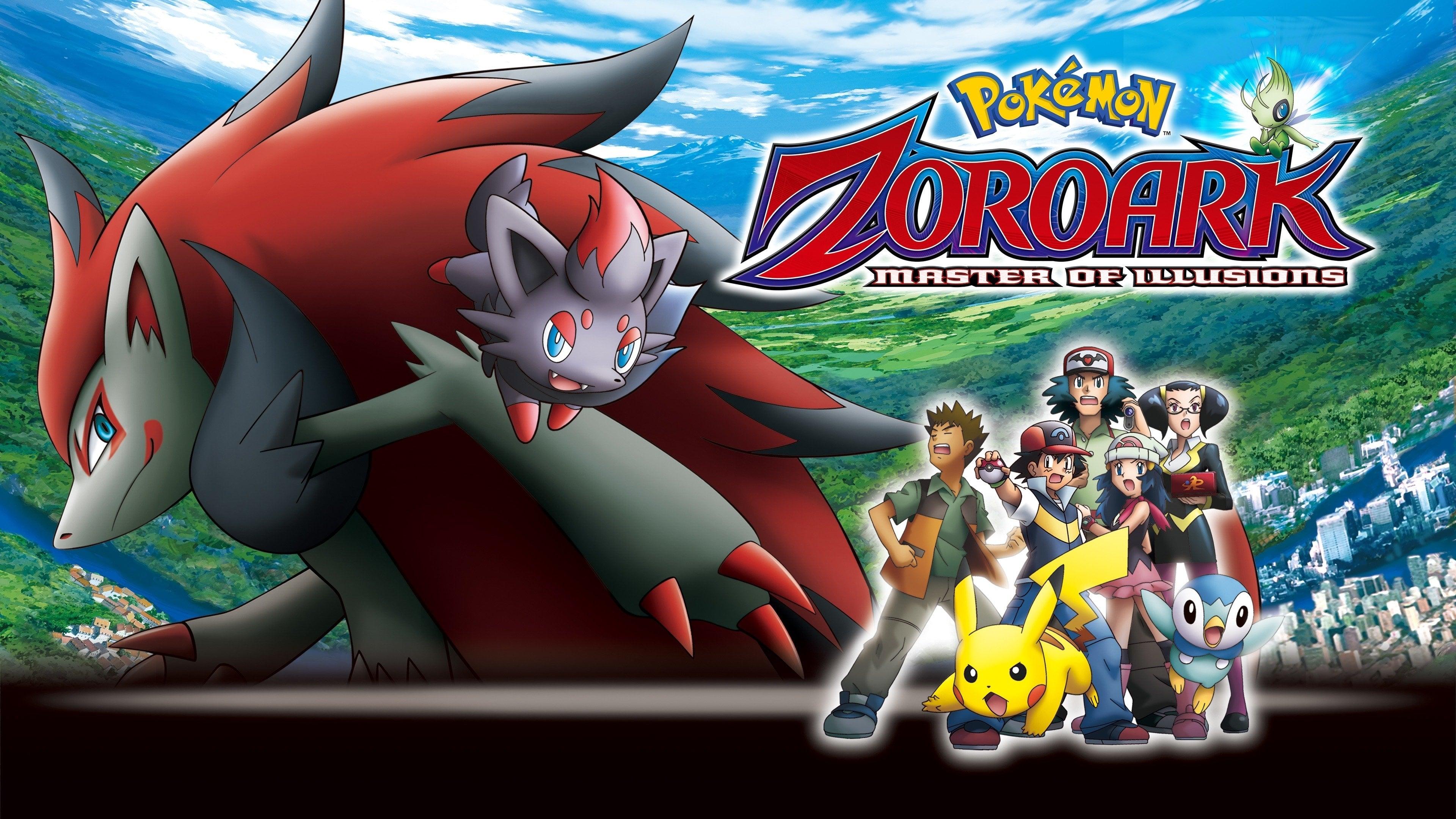 Watch Pokemon Zoroark Master Of Illusions 2010 Full Movie Online Free 123movies Watch Movies Online Free