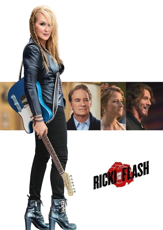 Plakat Ricki - Wie Familie so ist