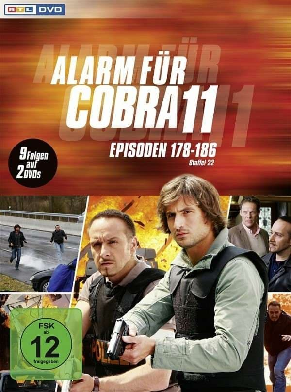 Alarm for Cobra 11: The Motorway Police Season 24