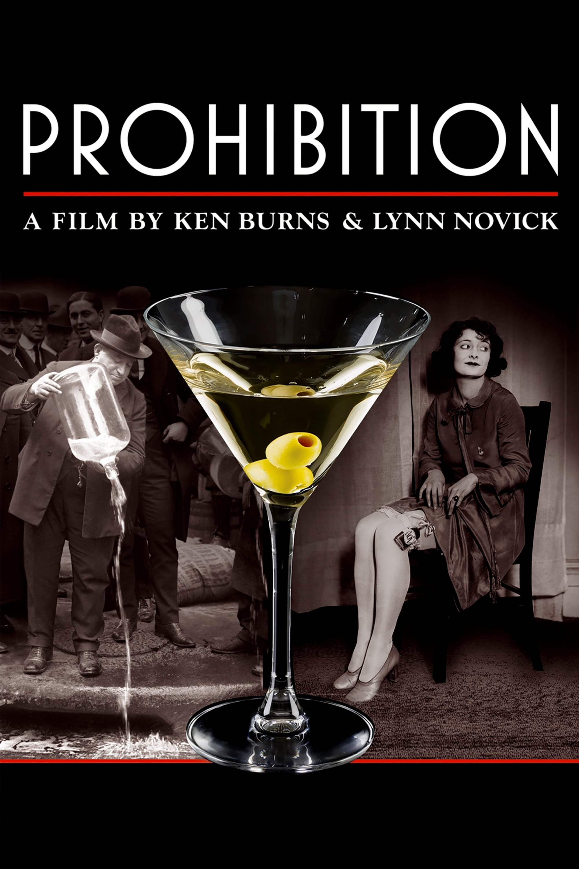 Prohibition TV Shows About 1930s