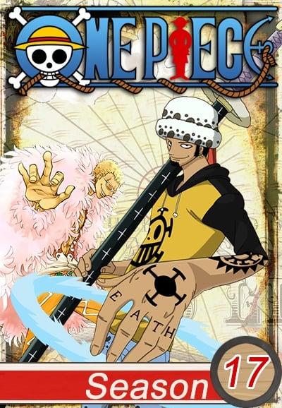 One Piece Season 17