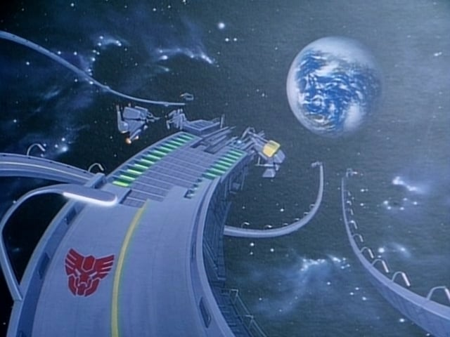 Super Sentai Season 20 :Episode 37  The Deadly Intergalactic Highway Operation