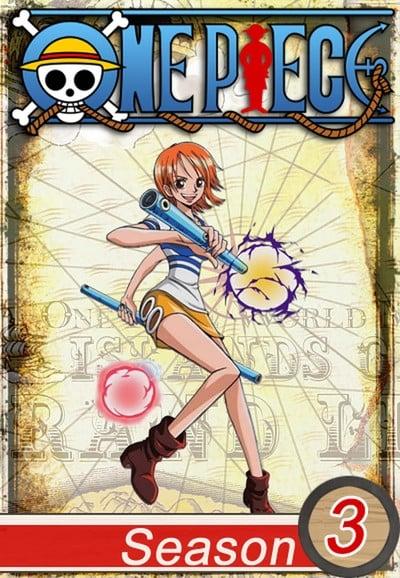 One Piece Season 3