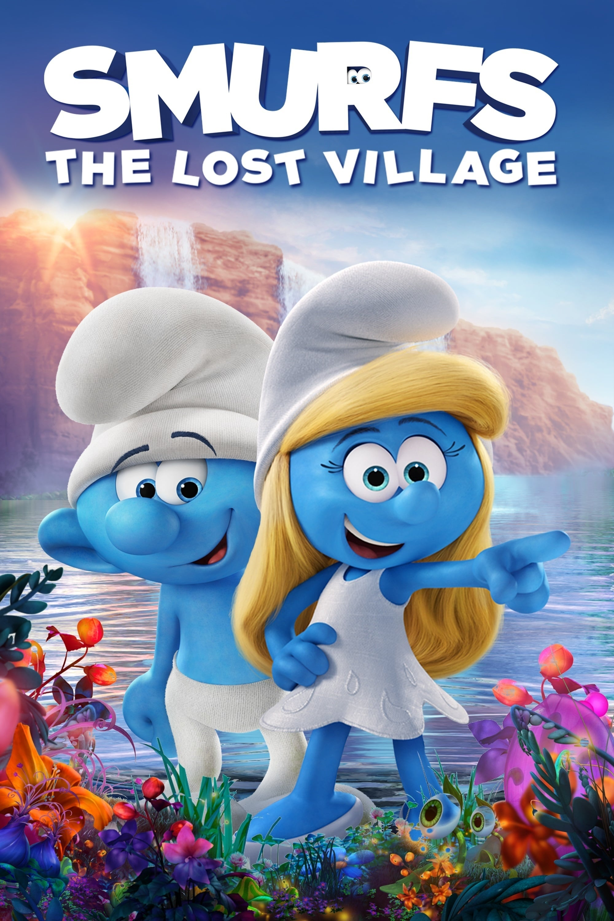 Smurfs: The Lost Village - The Guard Your Ultimate Movie ...