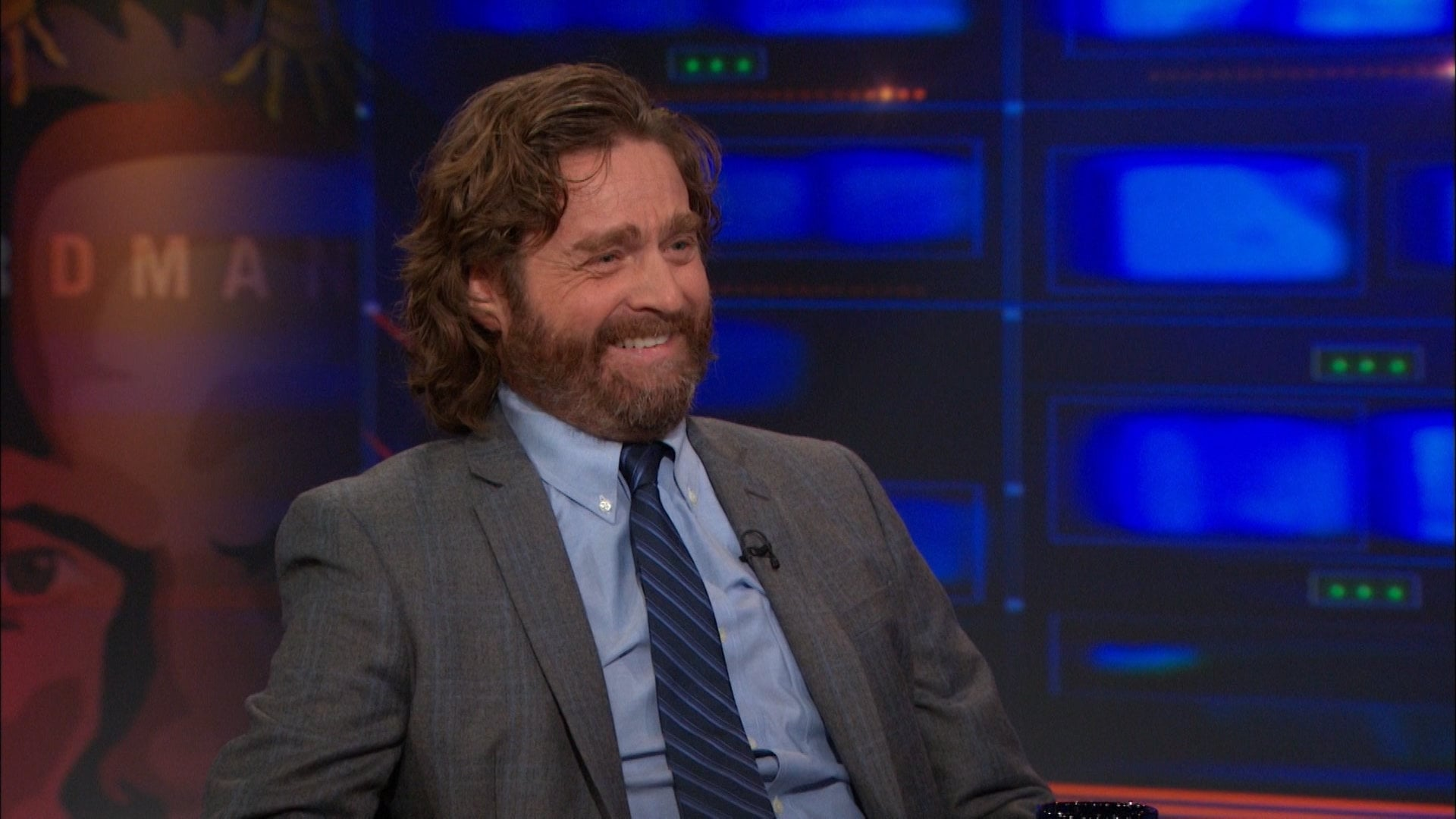 The Daily Show with Trevor Noah - Season 20 Episode 10 : Zach Galifianakis (1970)