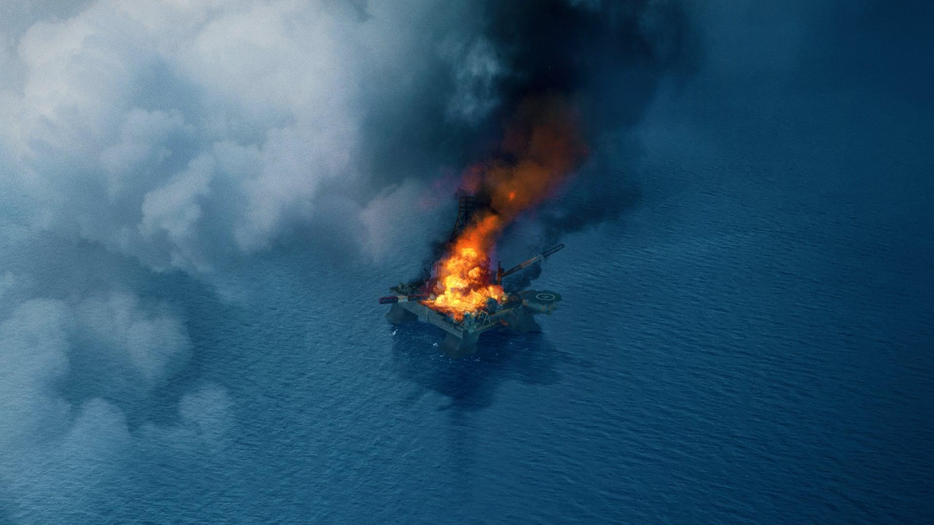 Horizonte profundo: Desastre en el golfo