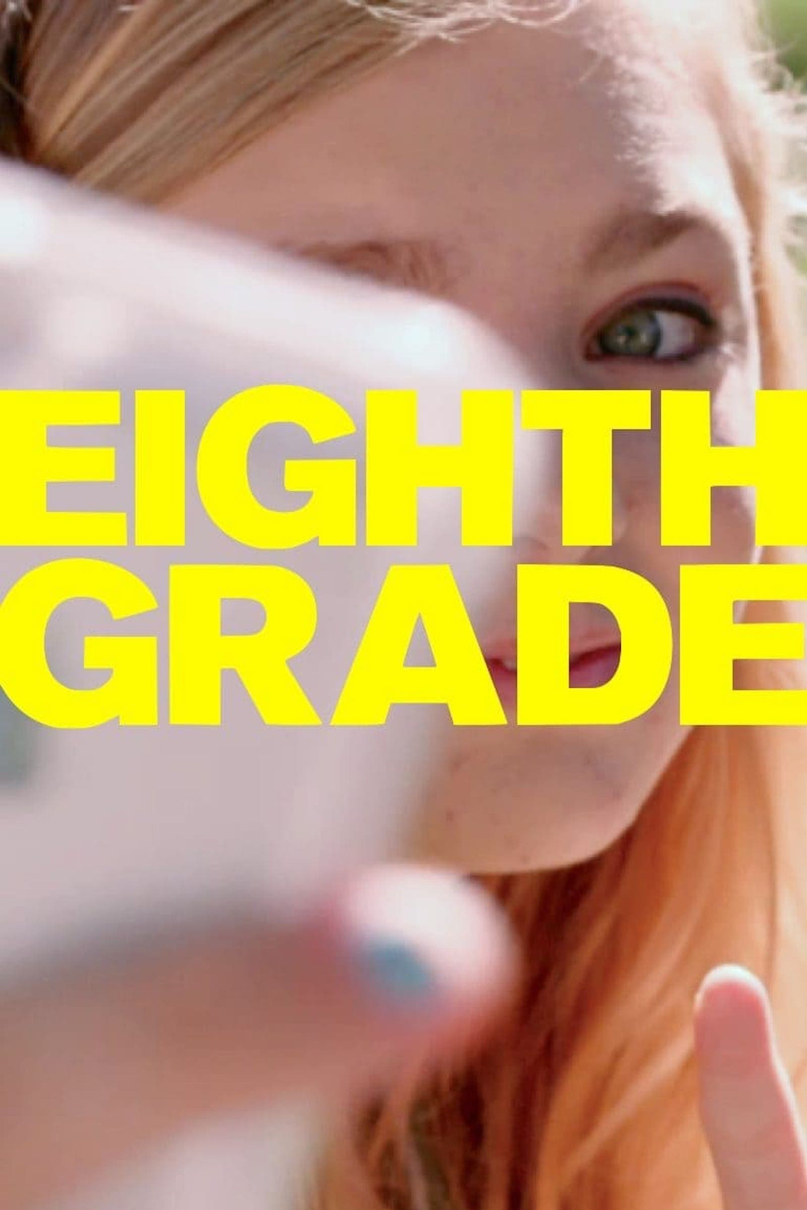 Poster and image movie Film Eighth Grade - Eighth Grade 2018