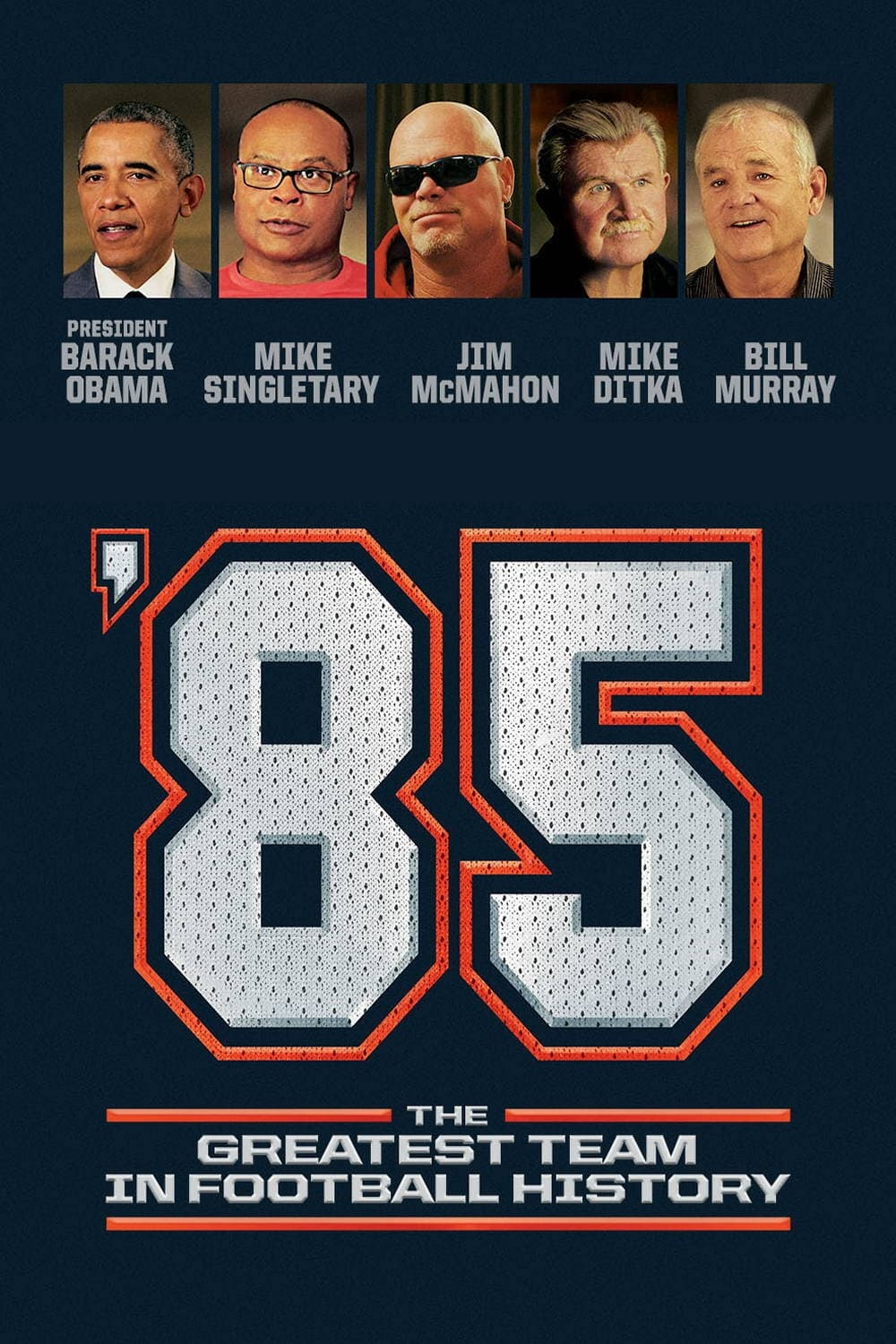 Watch '85: The Greatest Team in Pro Football History Online