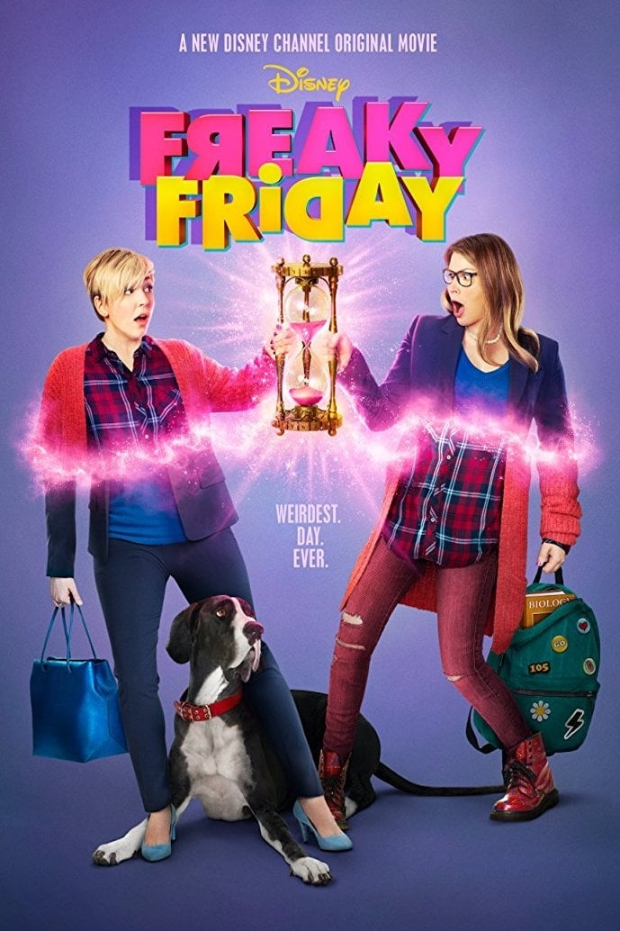 Póster Freaky Friday