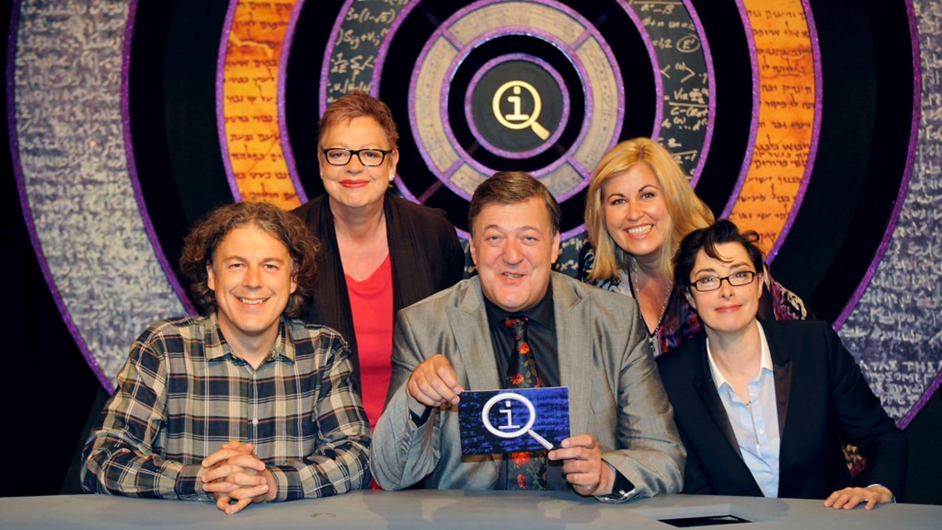 QI Season 10 :Episode 2  Jam, Jelly and Juice