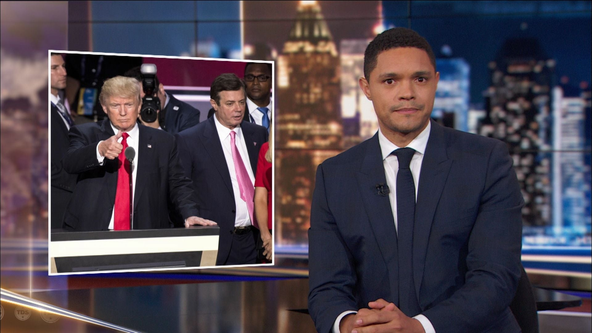 The Daily Show with Trevor Noah Season 24 :Episode 26  Al Gore
