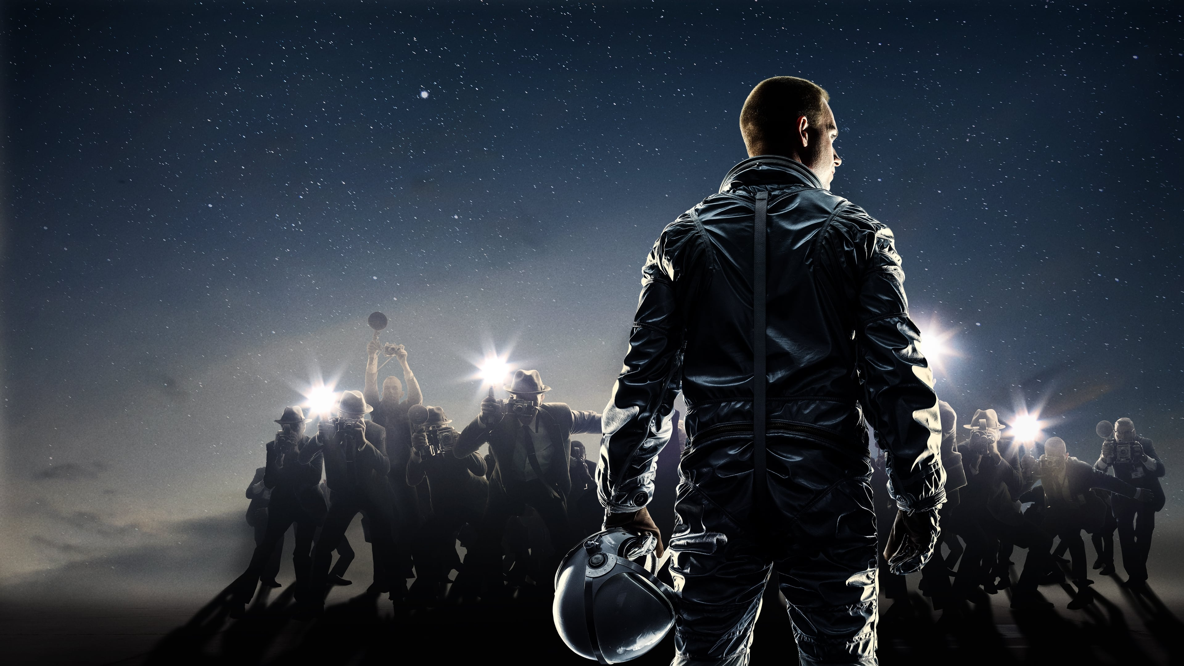 Eerste beelden van The Right Stuff van Disney+