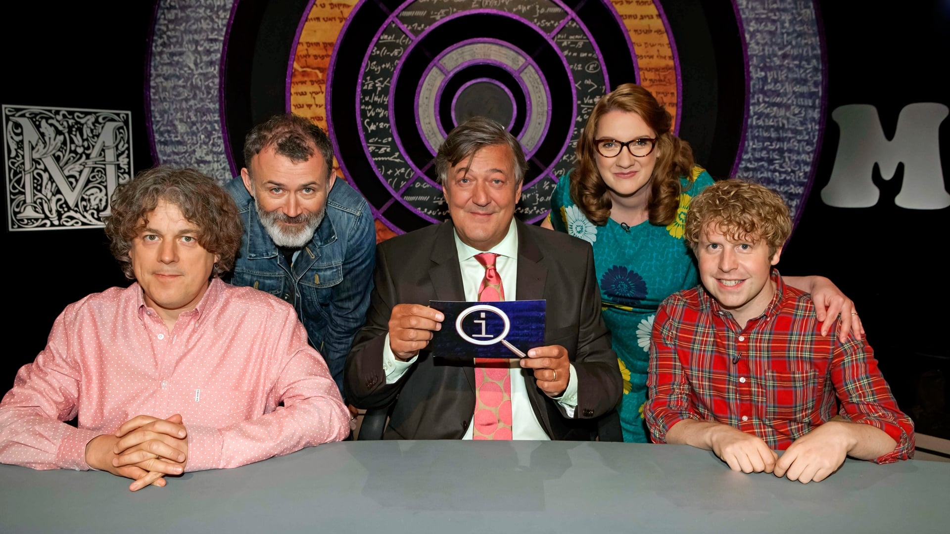 QI Season 13 :Episode 9  Messing with Your Mind