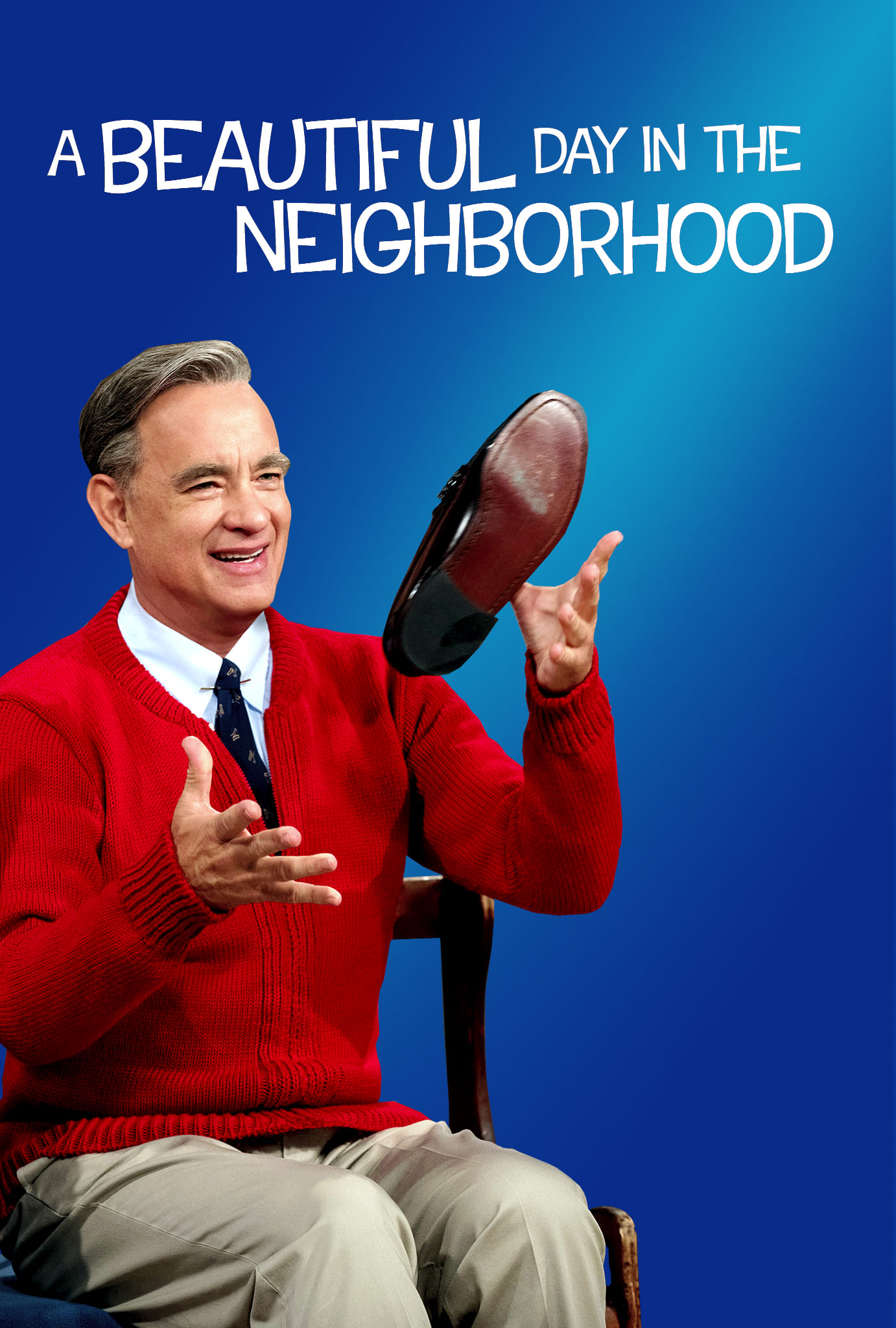 Image result for A Beautiful Day in the Neighborhood poster