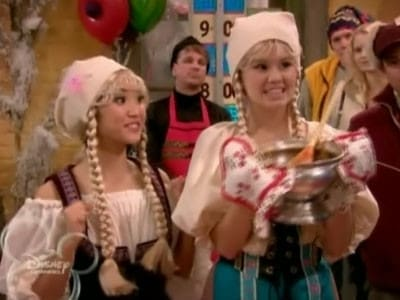 The Suite Life on Deck Season 2 :Episode 14  The Swede Life