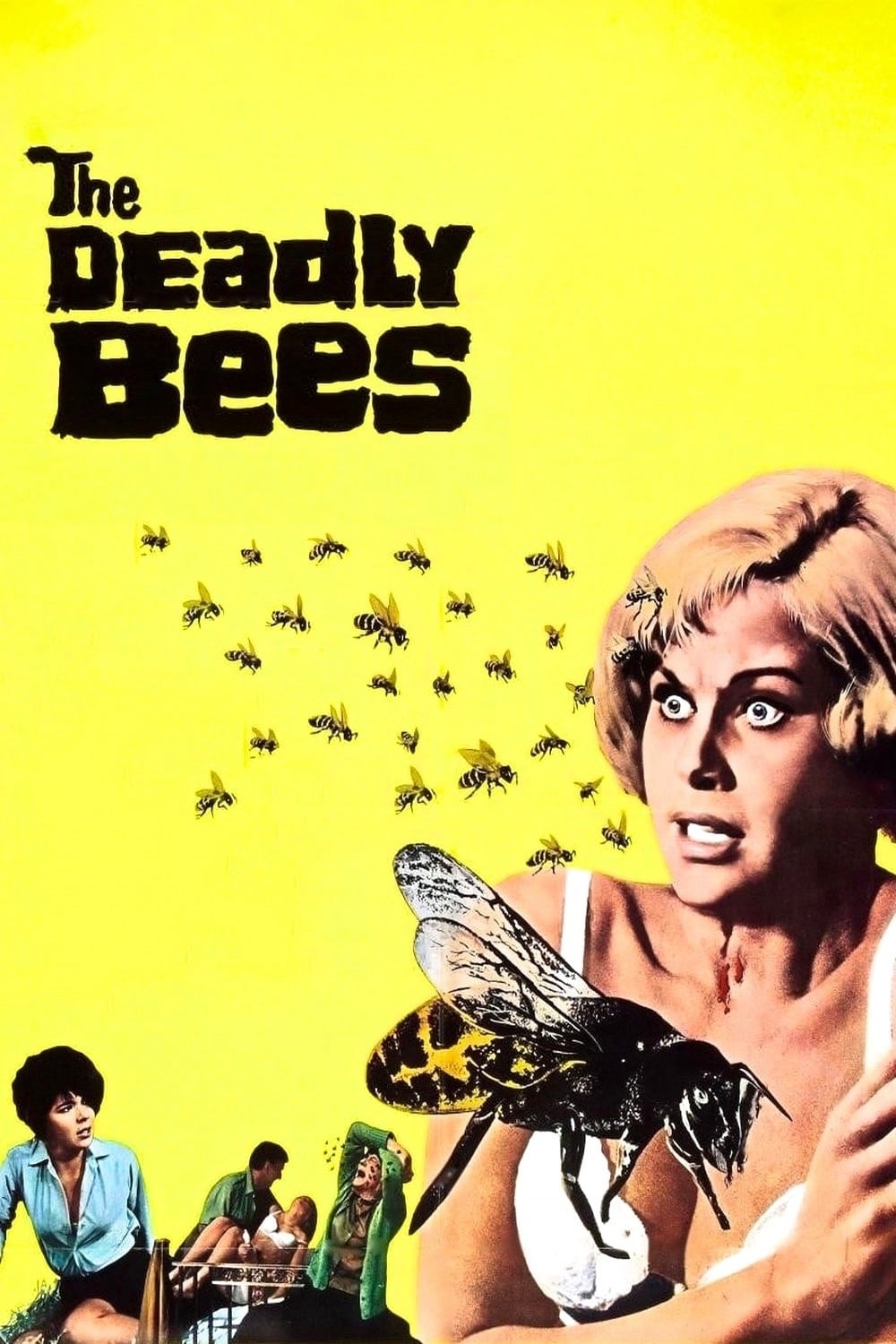 The Deadly Bees on FREECABLE TV
