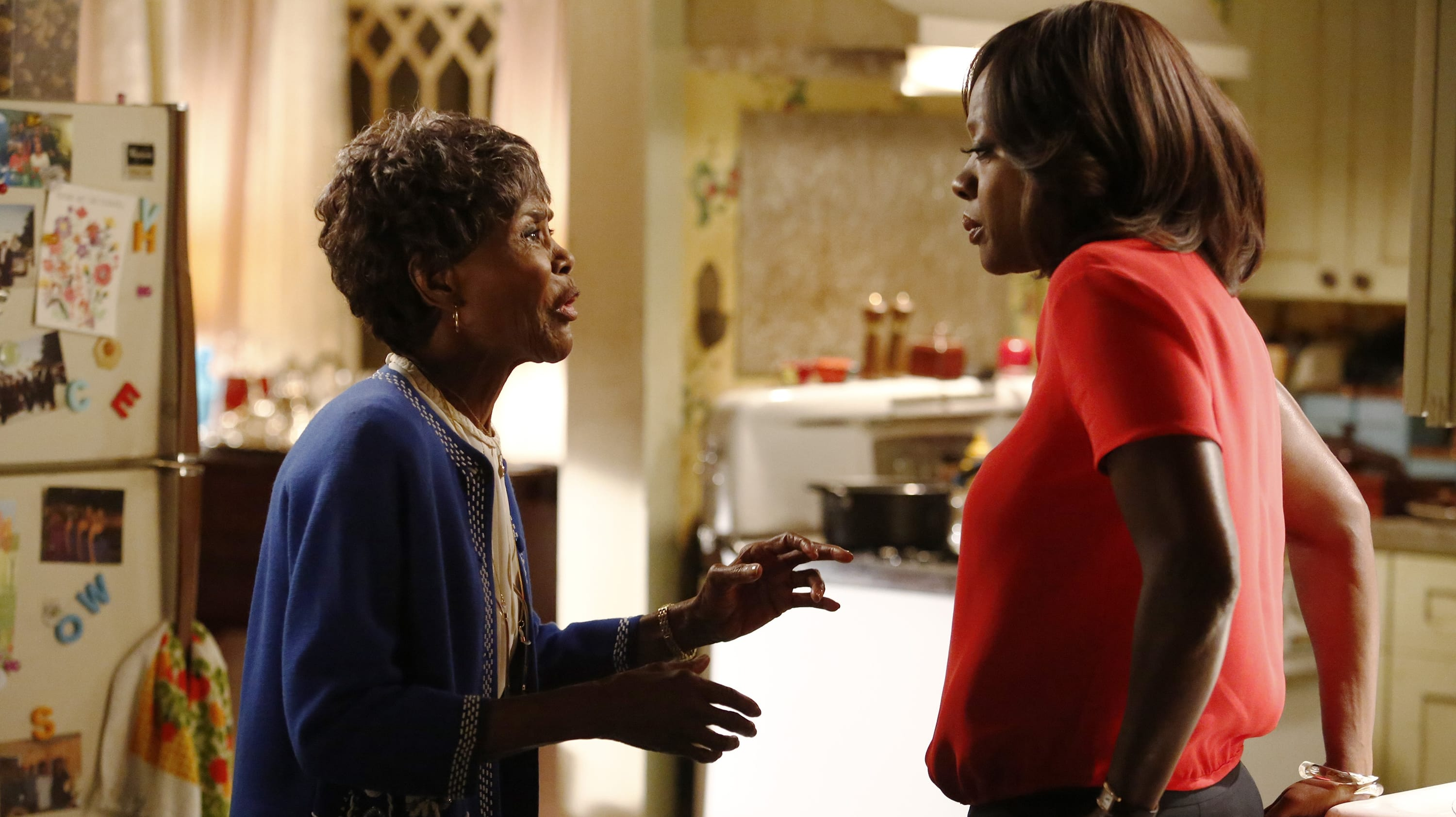 How to Get Away with Murder Season 2 :Episode 15  Anna Mae