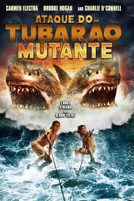 Ataque do Tubarão Mutante (2014) BluRay 1080p Dublado