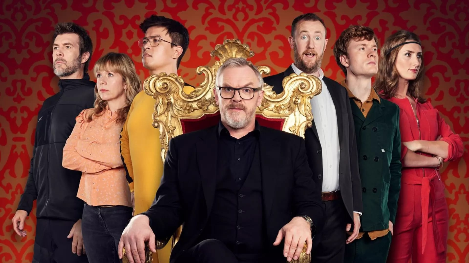 Taskmaster - Season 8 Episode 4 : The Barrel Dad