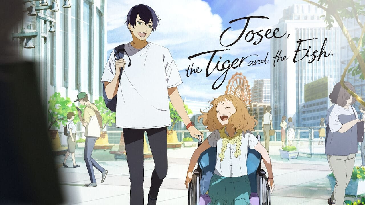 Josee, the Tiger and the Fish (2020) English Full Movie Watch Online