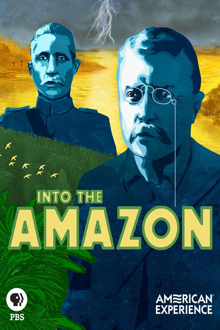 Into the Amazon (2018)