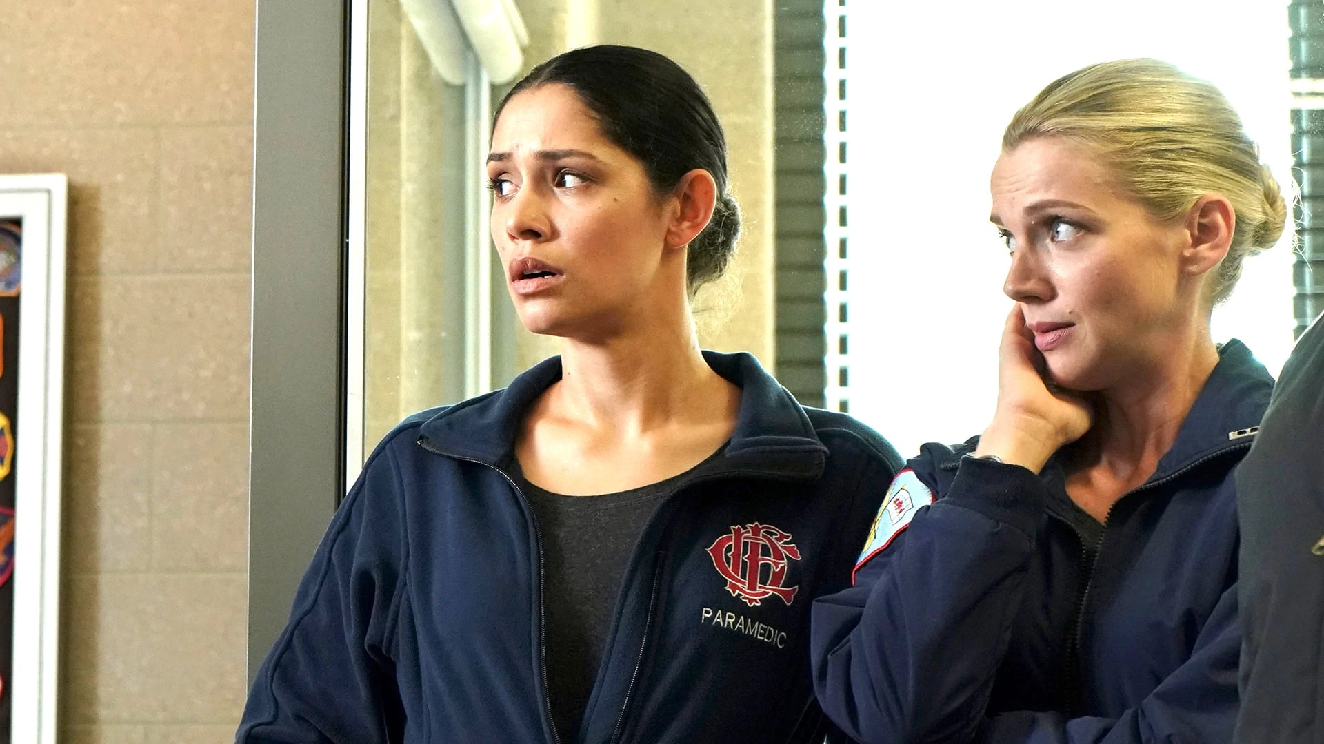 Chicago Fire - Season 6 Episode 9 : Dicke Luft