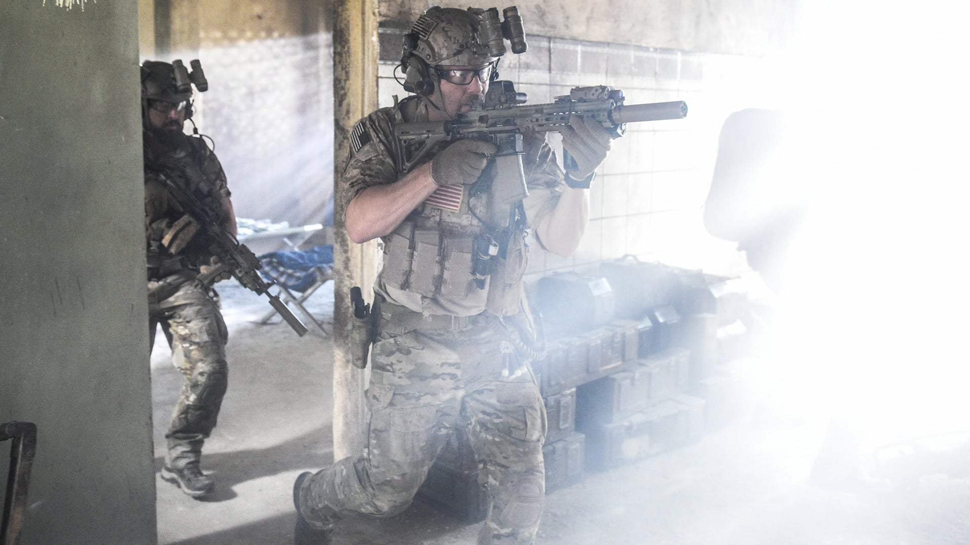 SEAL Team Season 1 :Episode 12  The Upside Down