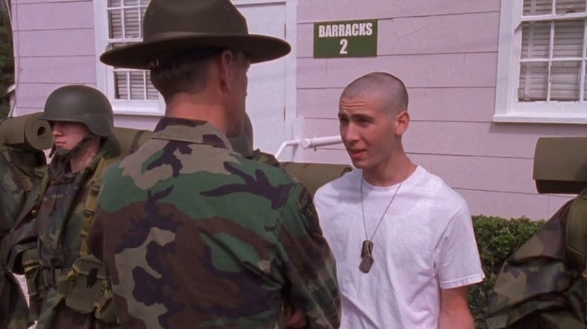 Reese Joins The Army (1)-Azwaad Movie Database