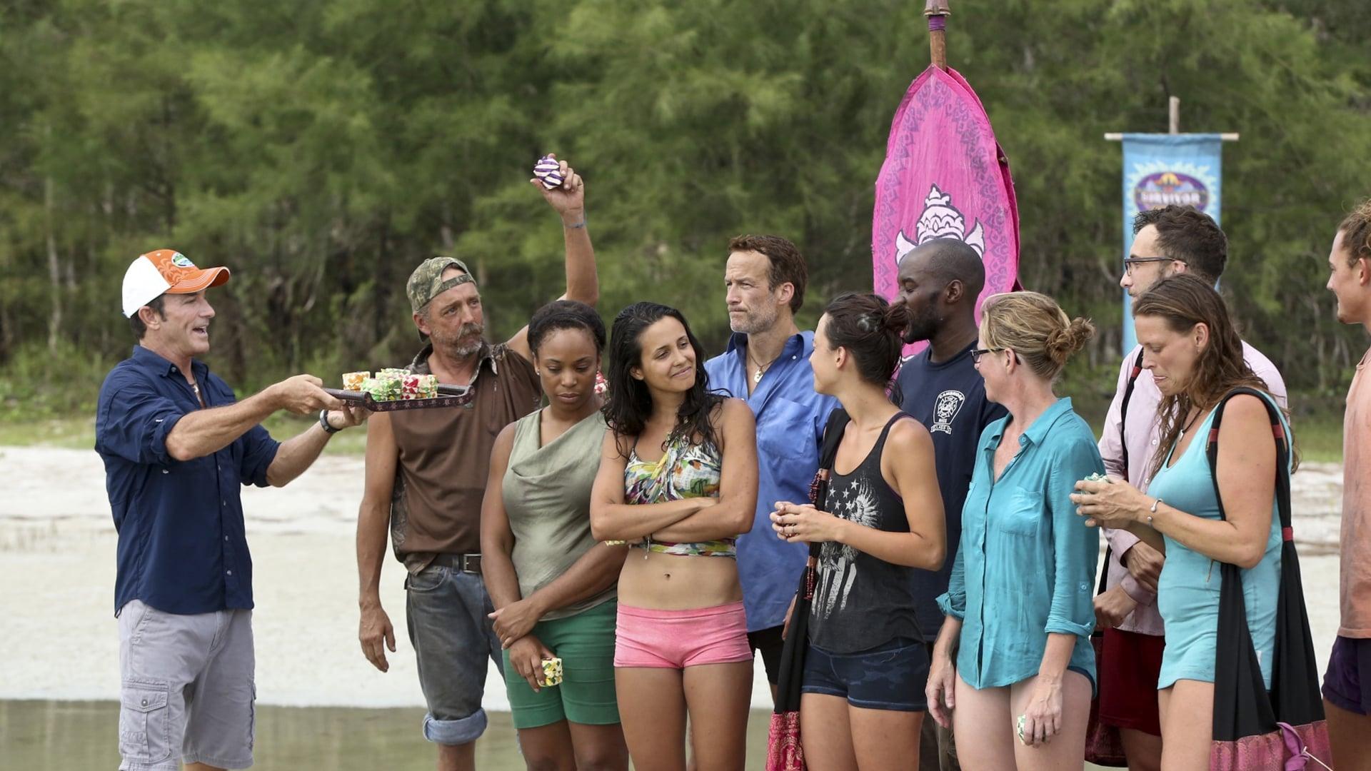 Survivor Season 31 :Episode 3  We Got A Rat