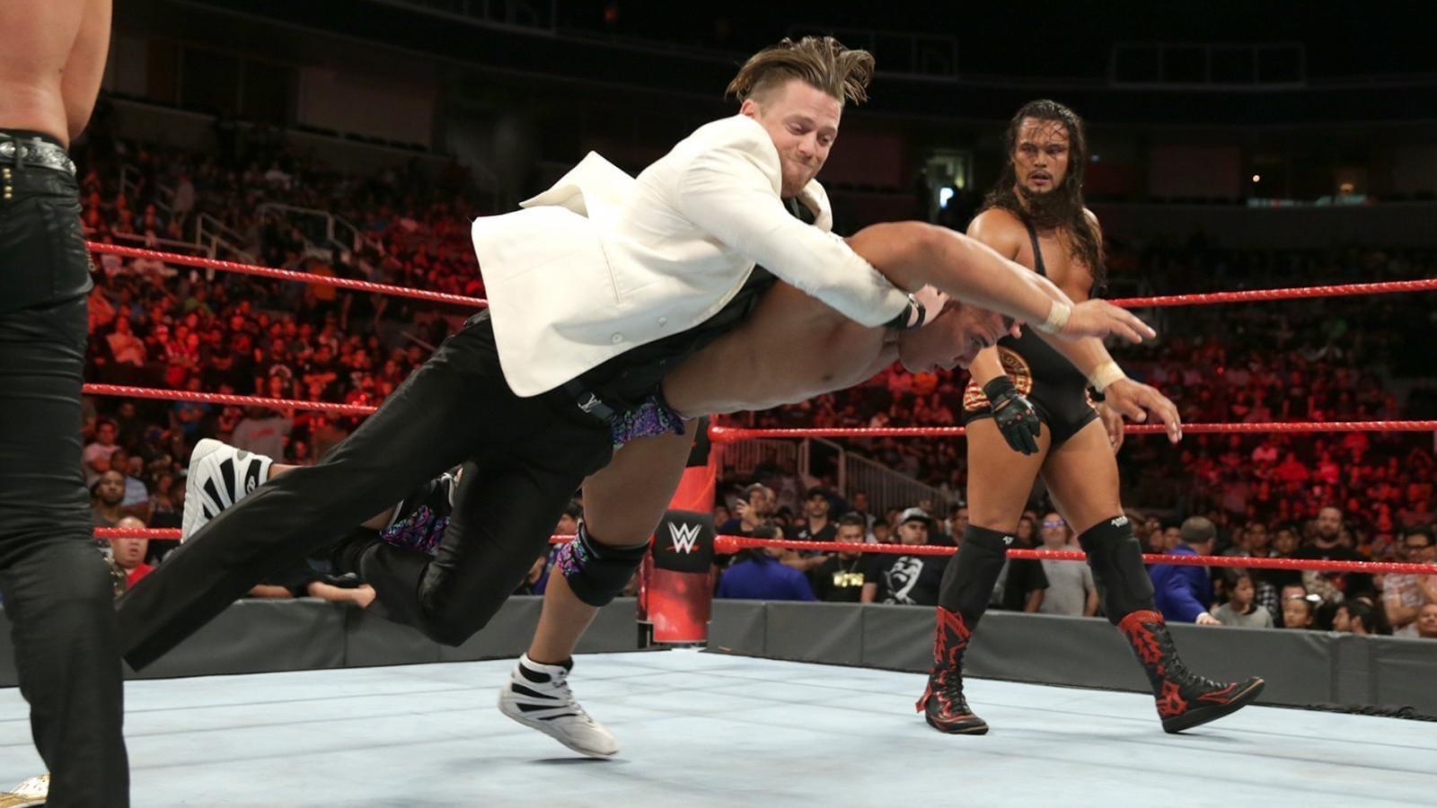 WWE Raw - Season 25 Episode 38 : September 18, 2017 (San Jose, CA)